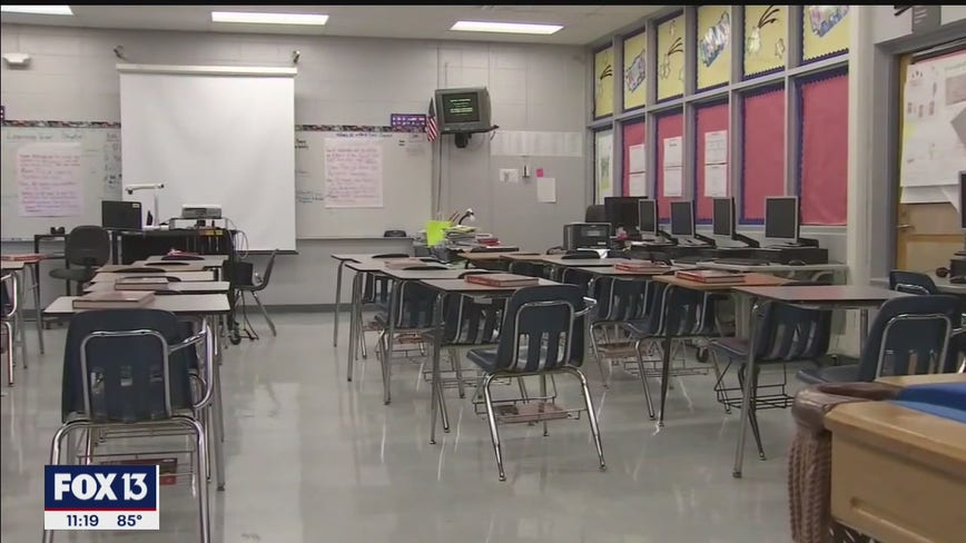 Florida Education Association sides with school systems over reopening fight