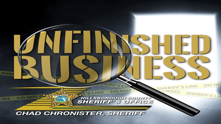 Hillsborough County Sheriff's Office launches cold case podcast