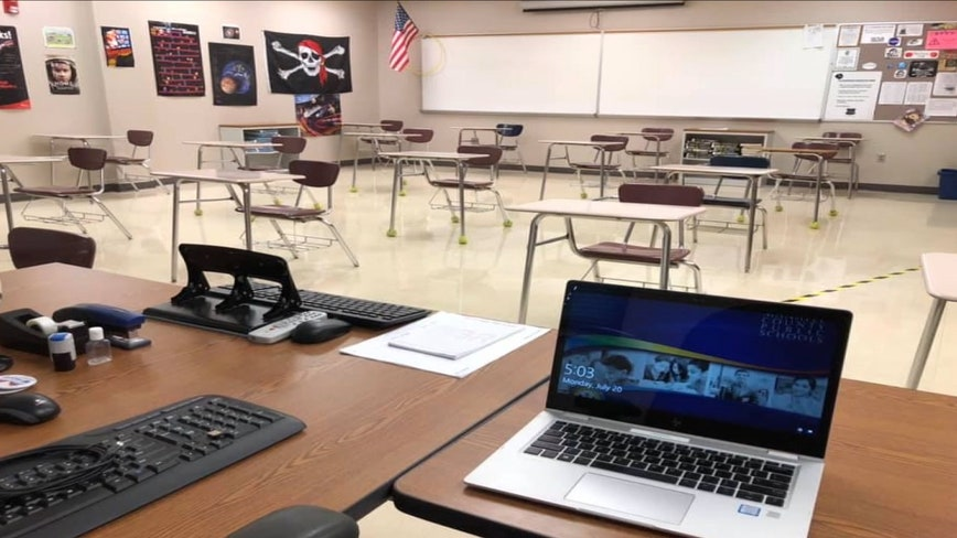 After state threatens funding, Hillsborough plans only one week of all-online classes