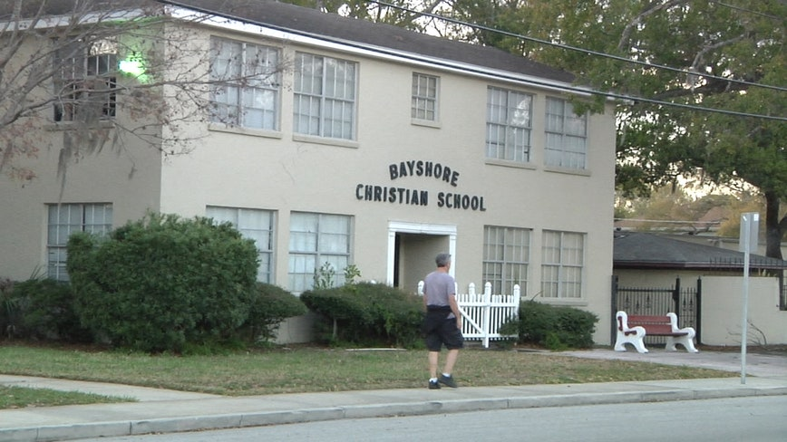 Masks, temperature checks, questionnaires required as Bayshore Christian School reopens