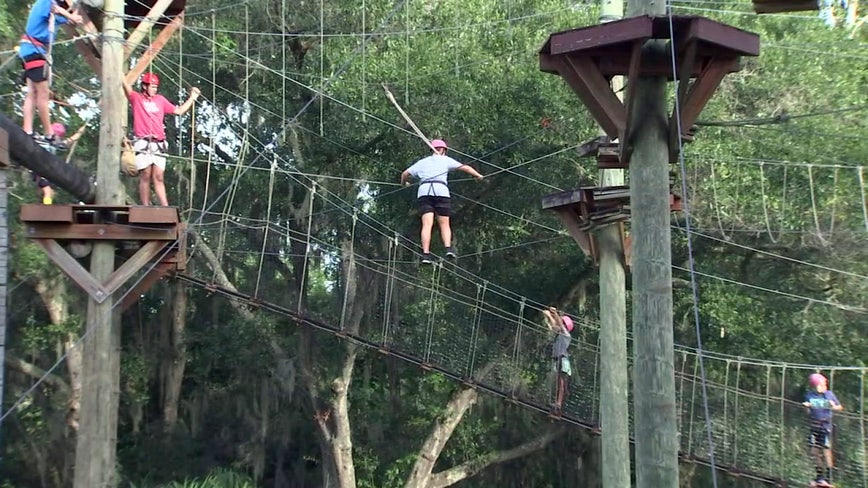 Longer summer means more chance for YMCA campers to get outside
