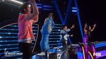 'Oh, my God': Shocking reveal teased for 'The Masked Singer'