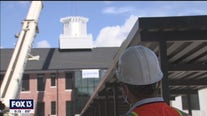 Historic Tampa school rebuild continues