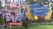 Busch Gardens, Adventure Island employees on edge as parent company announces layoffs