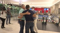 Long-lost brothers meet for first time, thanks to DNA test