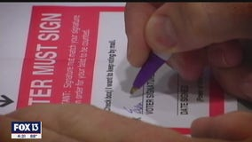 Why your Florida mail-in ballot might get rejected