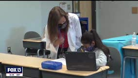 Rapid testing to be offered at Pasco County schools