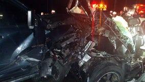 Wrong-way I-75 driver causes head-on crash