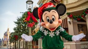 Mickey's Very Merry Christmas Party, Candlelight Procession at EPCOT canceled for 2020, Disney officials say