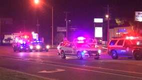 Motorcyclist dies following Dale Mabry Highway crash, troopers say