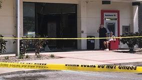 Several injured after elderly driver's car crashes through Bradenton bank