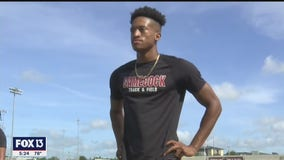 Pasco athlete accustomed to changes in plans
