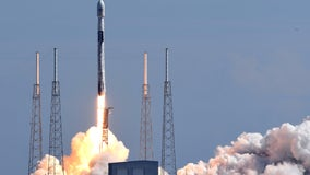 SpaceX launches GPS mission for U.S. Space Force