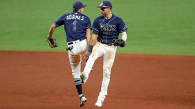 Rays beat Nationals 6-1