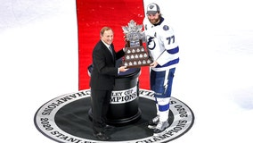 Playoff MVP Victor Hedman awarded Conn Smythe Trophy