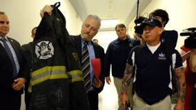 Jon Stewart joins lawmakers in new fight for veterans looking for burn pit relief