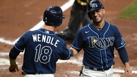 Rays start all left-handed lineup and beat Boston Red Sox 11-1