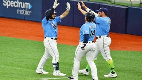 Lowe's sac fly in 10th gives Tampa Bay Rays 5-4 win over Marlins