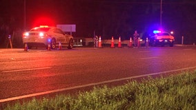 Woman dies after she was struck by two vehicles while crossing U.S. 301, troopers say