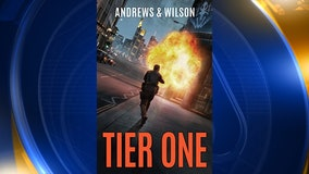 Local author releases latest book in 'Tier One' series