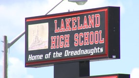 Officials confirm 6cases of COVID-19 at Lakeland High School; won't reveal number being quarantined