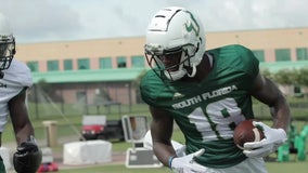 USF's DeVontres Dukes seeking career turnaround in senior year