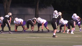 High school athletes back on the field as football season kicks off with added safety measures