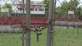 Frostproof football team sidelined after coach tests positive for COVID-19