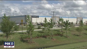Amazon's Auburndale fulfillment center opens, adding 500 jobs in Polk County