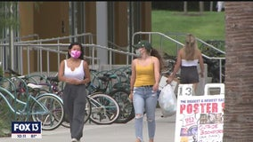 Florida universities struggle to control students, spread of COVID-19