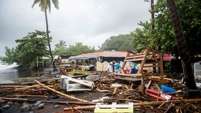 Climate change may make extreme hurricane rainfall 5 times more likely in the Caribbean, study suggests