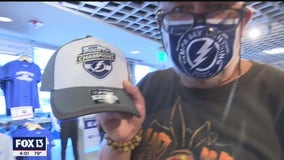 Lightning fans thankful for team's sacrifice, bringing Stanley Cup to Tampa