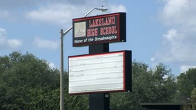 Lakeland suspends high school football because of COVID-19 case