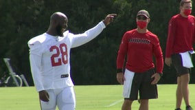 Fournette ready for Buccaneers debut