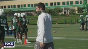 USF Bulls' Weis, Jr. excited for return to South Bend