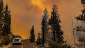 Yosemite National Park closes because of hazardous air quality