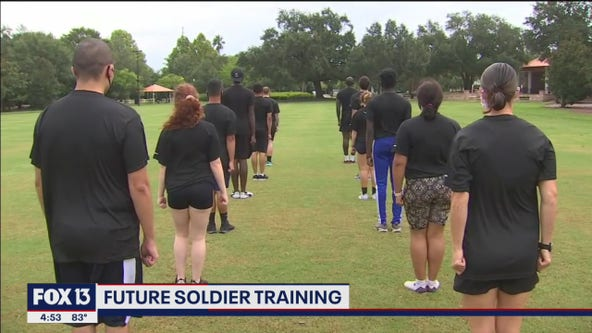 'Future Soldier Training' welcomes Army hopefuls