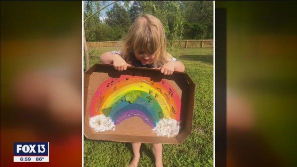 Pinellas pre-teen makes positive impact on Gulf Coast