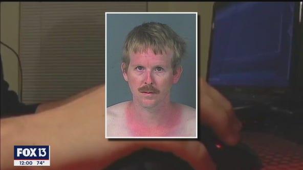 Parents find predator in daughter's closet, investigators say
