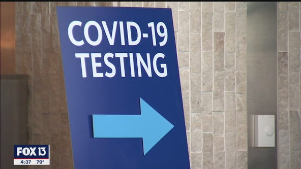 TIA offering travelers COVID tests
