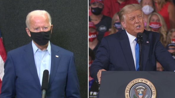Presidential candidates bring two different campaign styles to Florida
