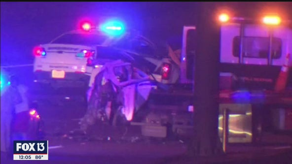 Within one month, several deadly crashes involved teens