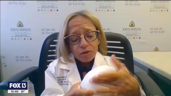 Doctors using 3-D printers to replicate surgical scenarios