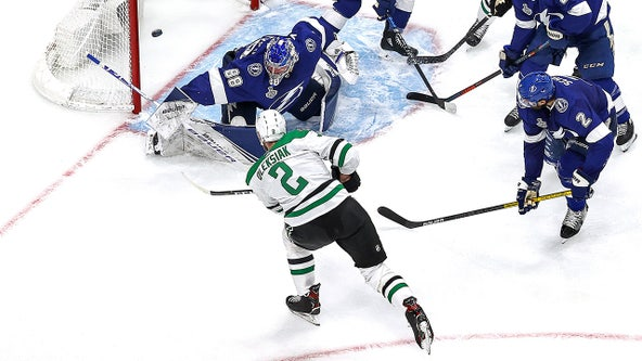 Dallas Stars beat Lightning 4-1 in Game 1 of Stanley Cup Final