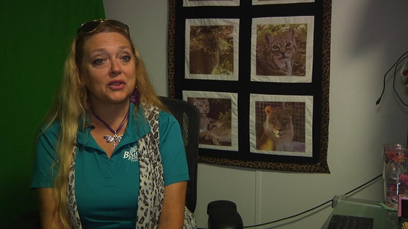 Don Lewis' family sues Big Cat Rescue CEO Carole Baskin for defamation: TMZ
