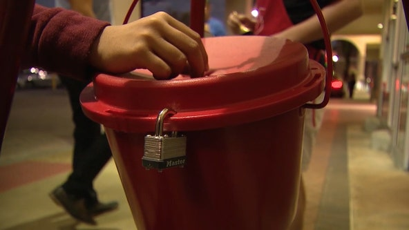 Salvation Army starts 'Rescue Christmas' fundraising campaign early as demand hits all-time high