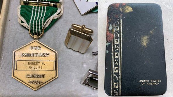 St. Pete man hopes to reunite Army medal with rightful owner, whose name is engraved on back