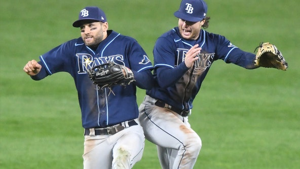 Streaking Tampa Bay Rays beat Orioles 3-1 to maintain lead in AL East