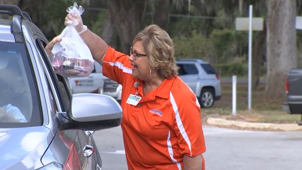 Hillsborough County schools offering free meals to students