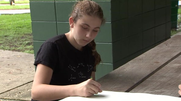12-year-old wins 'Hope for the Future Challenge' contest with recycling video